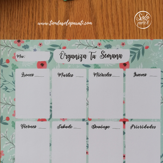 Planner Semanal Magia papelins solo para ti (1)