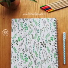 Cuaderno go with the flow folio solo para ti (4)
