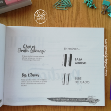 Guía Brushlettering Magia Papelins Solo para Ti (11)