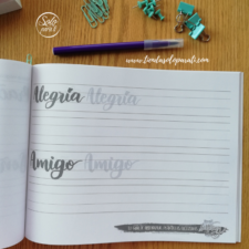 Guía Brushlettering Magia Papelins Solo para Ti (19)