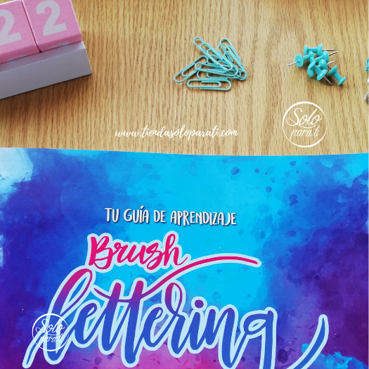 Guía Brushlettering Magia Papelins Solo para Ti (8)