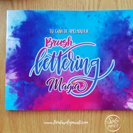 Guía Brushlettering Magia Papelins Solo para Ti (9)